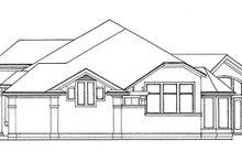 House Plan Design - European Exterior - Other Elevation Plan #966-76