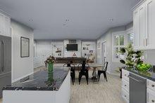 Farmhouse Interior - Kitchen Plan #1060-47
