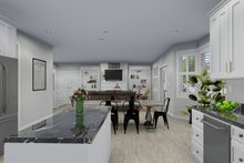 Home Plan - Farmhouse Interior - Kitchen Plan #1060-47