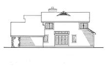 Architectural House Design - Craftsman Exterior - Other Elevation Plan #320-565