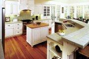 Craftsman Style House Plan - 4 Beds 3 Baths 3301 Sq/Ft Plan #929-754 Interior - Kitchen