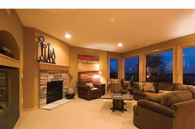 Prairie Interior - Other Plan #51-1126 - Houseplans.com