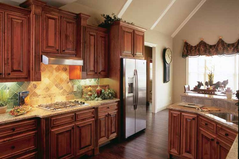 Country Interior - Kitchen Plan #927-287 - Houseplans.com