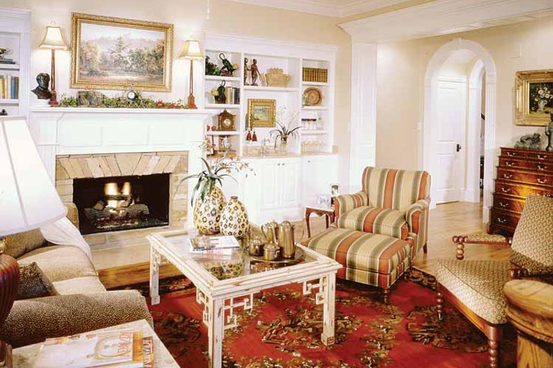 Classical Interior - Other Plan #429-85 - Houseplans.com