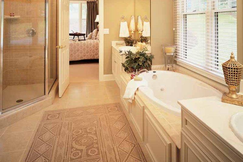 Craftsman Interior - Bathroom Plan #929-650 - Houseplans.com