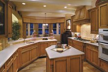 House Plan Design - Country Interior - Kitchen Plan #930-331