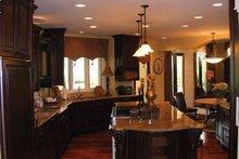 House Design - Mediterranean Interior - Kitchen Plan #937-17