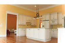 Country Interior - Kitchen Plan #927-129