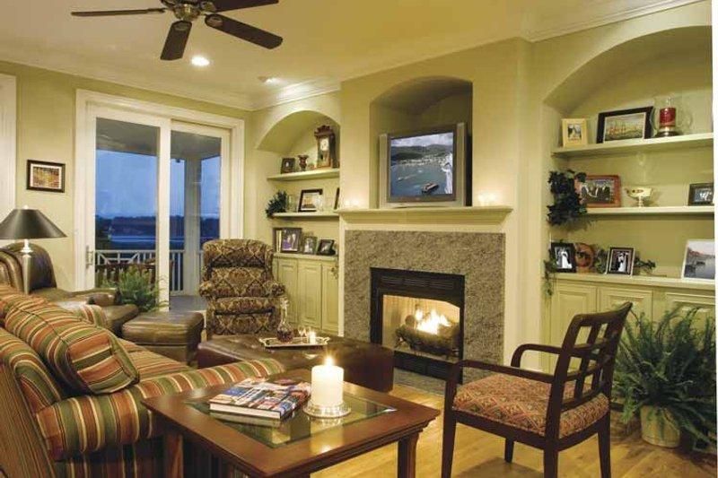 Country Interior - Family Room Plan #930-142 - Houseplans.com