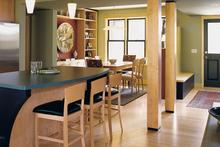 Modern Interior - Kitchen Plan #573-1