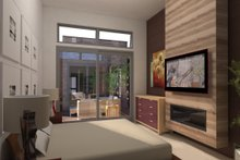 Contemporary Interior - Master Bedroom Plan #484-7