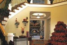 Craftsman Interior - Other Plan #132-351