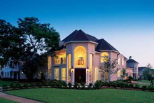 Dream House Plan - Classical Exterior - Front Elevation Plan #1021-4