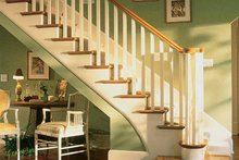 Dream House Plan - Country Interior - Entry Plan #429-308
