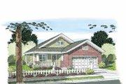 Craftsman Style House Plan - 3 Beds 2 Baths 1253 Sq/Ft Plan #513-2106