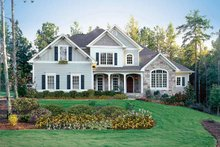 Traditional Exterior - Front Elevation Plan #927-573