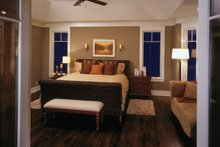 European Interior - Master Bedroom Plan #929-899