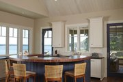 Craftsman Style House Plan - 6 Beds 4.5 Baths 3877 Sq/Ft Plan #928-252 Interior - Kitchen
