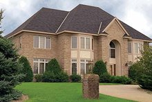House Plan Design - Traditional Exterior - Front Elevation Plan #51-782