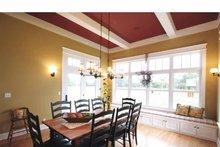 Craftsman Interior - Dining Room Plan #928-39