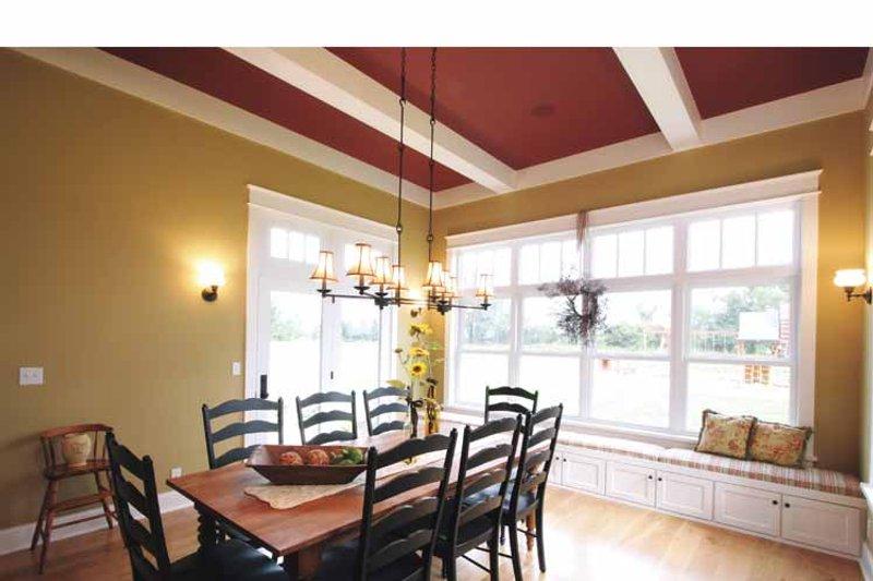 Craftsman Interior - Dining Room Plan #928-39 - Houseplans.com