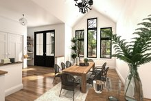 Farmhouse Interior - Dining Room Plan #23-2723