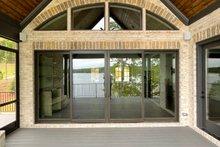 House Plan Design - Craftsman Exterior - Covered Porch Plan #437-124