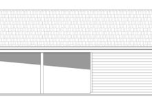 House Plan Design - Country Exterior - Other Elevation Plan #932-115