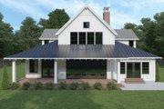 Farmhouse Style House Plan - 4 Beds 3 Baths 3403 Sq/Ft Plan #1070-3