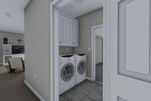 House Plan Design - Traditional Interior - Laundry Plan #1060-54