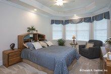 Home Plan - Craftsman Interior - Master Bedroom Plan #929-824