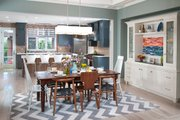 Craftsman Style House Plan - 4 Beds 2 Baths 3688 Sq/Ft Plan #928-317 Interior - Dining Room