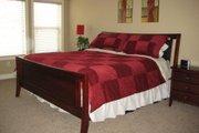 Craftsman Style House Plan - 4 Beds 2.5 Baths 2562 Sq/Ft Plan #437-3 Interior - Bedroom