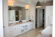 Traditional Style House Plan - 4 Beds 3.5 Baths 4272 Sq/Ft Plan #449-23 Interior - Master Bathroom