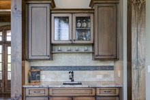 Dream House Plan - Wet Bar