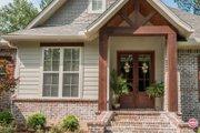 Craftsman Style House Plan - 3 Beds 2 Baths 1769 Sq/Ft Plan #430-99