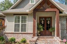 Craftsman Exterior - Front Elevation Plan #430-99