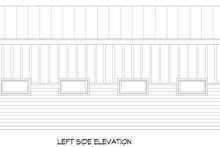 Dream House Plan - Contemporary Exterior - Other Elevation Plan #932-284