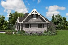 House Plan Design - Craftsman Exterior - Other Elevation Plan #48-959