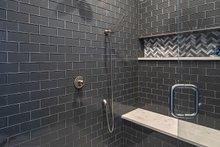 Craftsman Interior - Master Bathroom Plan #929-60