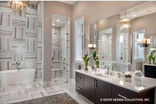 Architectural House Design - Contemporary Interior - Master Bathroom Plan #930-513
