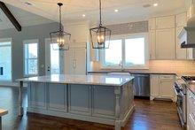 Home Plan - Craftsman Interior - Kitchen Plan #437-96