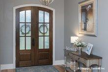 Home Plan - Ranch Interior - Entry Plan #929-1059