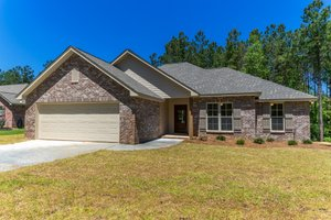 Home Plan - Country Exterior - Front Elevation Plan #430-178