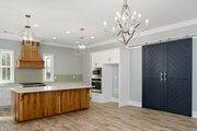 Farmhouse Style House Plan - 4 Beds 4.5 Baths 3860 Sq/Ft Plan #63-430