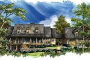 Country Style House Plan - 3 Beds 2.5 Baths 2343 Sq/Ft Plan #71-113