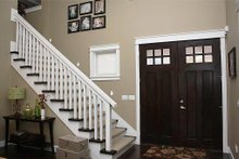 Dream House Plan - Entry - 3150 square foot craftsman home