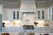 Tudor Style House Plan - 4 Beds 4.5 Baths 3983 Sq/Ft Plan #929-947