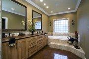 European Style House Plan - 3 Beds 2.5 Baths 3108 Sq/Ft Plan #17-293 Photo