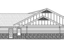 Country Exterior - Other Elevation Plan #932-138
